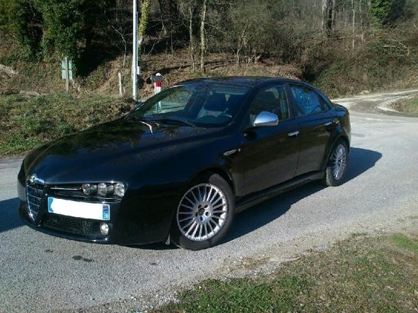 alfa romeo 159 1 9jtd 150 reprogrammation moteur fap egr. Black Bedroom Furniture Sets. Home Design Ideas